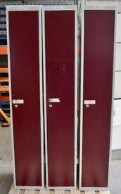 Lockers Single door