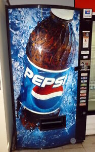 Pepsi Drink and Dry Goods Vending machine Pair - Excellent condi
