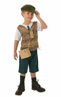 1940s and 1950s British School Boys Book Week Fancy Dress - 1950s Boy Costume