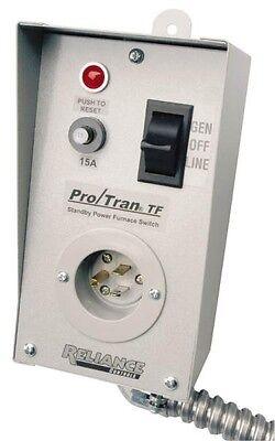 NEW Dependence TF151W 1 CIRCUIT GENERATOR TRANSFER SWITCH KIT SALE PRICE 8193211
