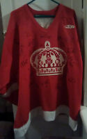 Pembroke Lumber Kings Hockey Jersey Jr.A