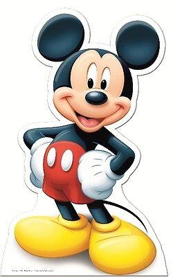 SC-361 Mickey Mouse Disney Höhe 88cm Pappaufsteller Aufsteller Pappfigur Figur ()