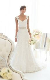 Designer wedding dress - Essence of Australia