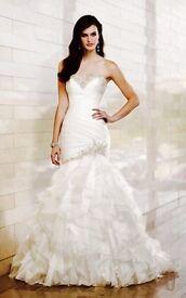Australian Organza Wedding Dress