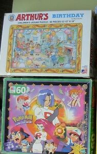 Kid's toys and puzzles for sale