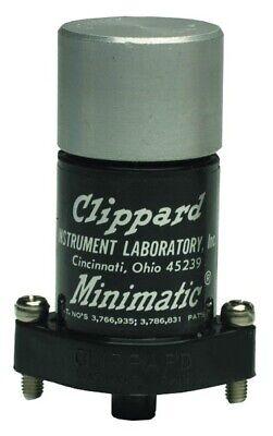 Clippard R-325 3-way Low Pressure Combination Valve