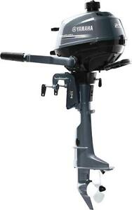 LIMITED STOCK REMAINING - 2015 2.5 HP YAMAHA OUTBOARD LONG SHAFT