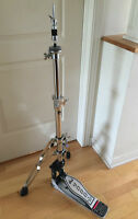 DW Hi Hat stand DW9500TB en EXCELLENTE condition