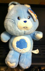 "like New 13"" GRUMPY care bear with tags"