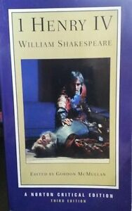 William Shakespeare - 1 Henry IV A Norton Critical Third Edition