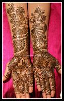 BRIDAL HENNA BY OMITA