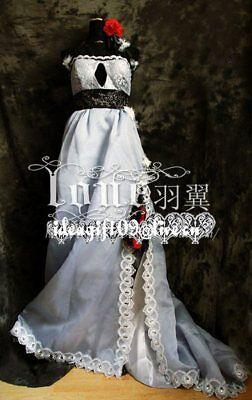 a-285  Gr. M VOCALOID MEIKO Sakine Cosplay Kostüm Kleid costume (Meiko Cosplay Kostüm)
