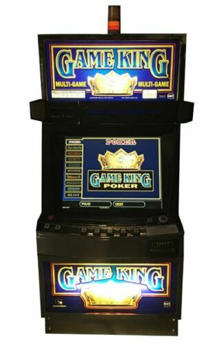 IGT GAME KING 6.8 WITH 96 Games