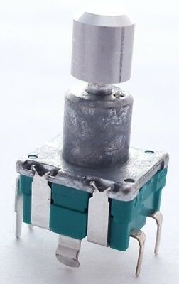 9k Ohm Potentiometers With Push-on Switch Single Turn Alps Rk117114w0v 10 Pcs