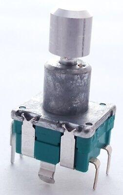 9k Ohm Potentiometers With Push-on Switch Single Turn Alps Rk117114w0v 10 Pcs