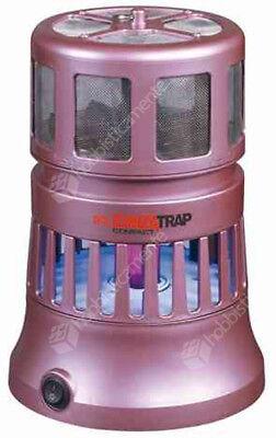 Mosquitera Eléctrico Zanzatrap Compact Trampa Captura De los Mosquitos Insectos