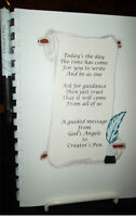 Journals with Pen & Guided message for the recipient