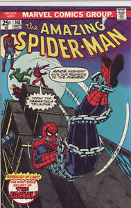 AMAZING SPIDERMAN COMIC BOOK 148