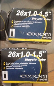 Bicycle tubes 26""