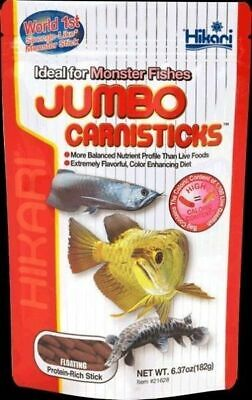 Hikari Jumbo Carnisticks - 6.37oz & 17.6oz Want It For Less? LOOK INSIDE & SAVE