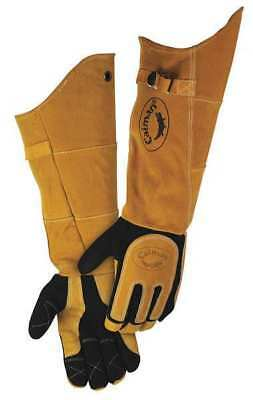 Caiman Size L Welding Gloves,1878-5