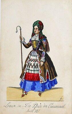 - Barock Opern Kostüme