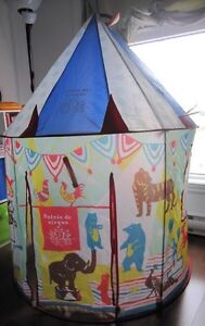 Circles tent for kid