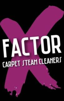 X Factor carpet steam cleaning
