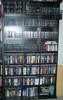 Collection PS1, PS2, GAMECUBE, XBOX, NES, SNES