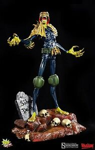 Pop Culture Shock 1:4 Scale Judge Death Statue Exclusive
