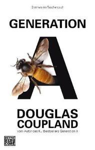 Generation A: Roman von Coupland, Douglas