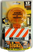 Life Signz Desk Accessories Accessory Office Gift Signs Warning