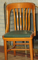 Solid Wood Antique Chairs- Comfort Craftsmanship Furniture