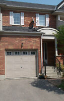 North Whitby - Immaculate 3bdrm/3bath Townhome!