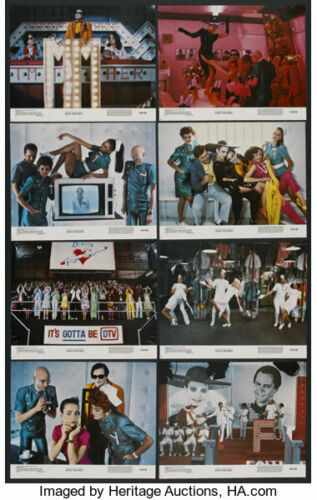 Shock Treatment (1981) Original Theatrical Lobby Cards