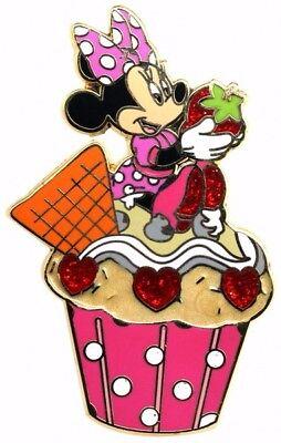 2011 Disney Cupcakes Minnie Mouse Pin N6 (Disney Cupcakes)