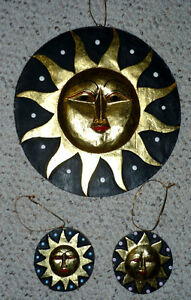 double sided Sun & Moon mobile plus 2 small ones ... take a look Cambridge Kitchener Area image 3