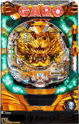 GARO Lion Sansei  Pachinko Machine Japanese Slot Pinball  IN STOCK