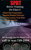Driving Lesson for Class 5