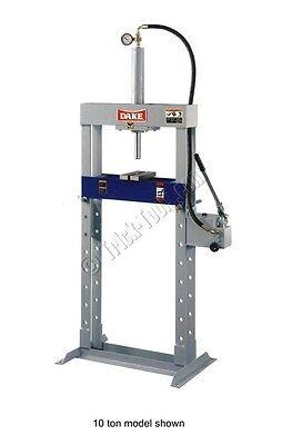 Dake Force 10m 10 Ton Series H-frame Press