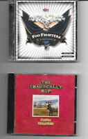 Nice lot of 55 rock CD's including Pearl Jam Zep Tragically Hip
