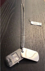 Dog chain watch  by Marc ecko  Cambridge Kitchener Area image 3