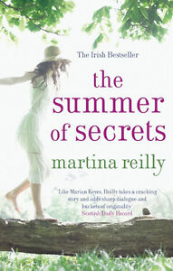 The Summer of Secrets by Martina Reilley Paperback