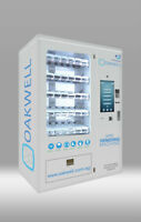 Modern and sleek Vending machines