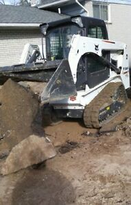 Excavation skid steer services  Kitchener / Waterloo Kitchener Area image 4