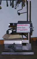 Dremel Drill Press and Router Mount