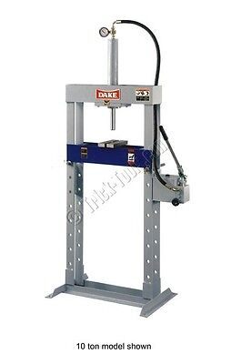 Dake Force 10m 10 Ton Series H-frame Press