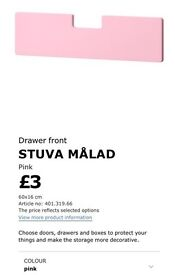 Ikea STUVA MÅLAD drawer front -Small