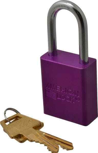 American Lock Keyed Alike Lockout Padlock