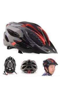 Brand new bike helmet + visor